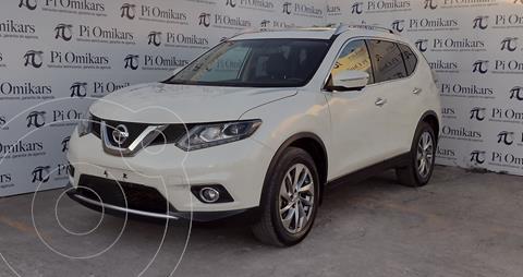 Nissan X-Trail Exclusive 3 Row usado (2017) color Blanco precio $338,000