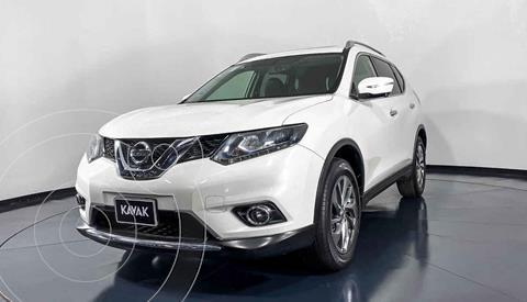 Nissan X-Trail Exclusive 2 Row usado (2015) color Blanco precio $279,999