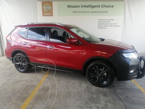 Nissan X-Trail Advance 2 Row  usado (2021) color Rojo precio $550,000