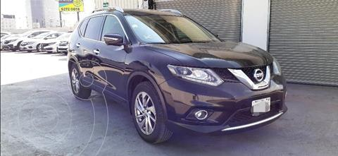 Nissan X-Trail Exclusive 2 Row usado (2017) color Negro precio $297,000
