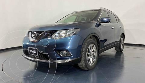 Nissan X-Trail Advance 2 Row usado (2018) color Azul precio $302,999