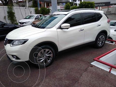 Nissan X-Trail Exclusive 2 Row usado (2016) color Blanco precio $286,000