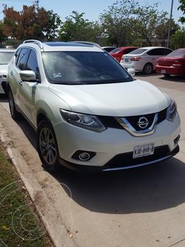 Nissan X-Trail Exclusive 3 Row usado (2016) color Blanco precio $265,000