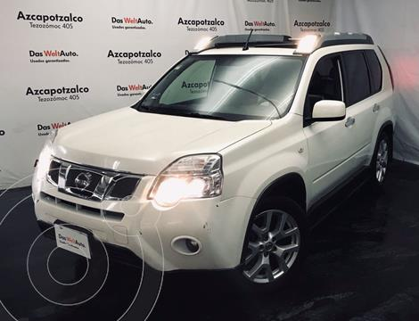 Nissan X-Trail Exclusive usado (2014) color Blanco financiado en mensualidades(enganche $58,750 mensualidades desde $6,346)