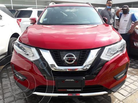 Nissan X-Trail Exclusive 2 Row usado (2020) color Rojo precio $465,000