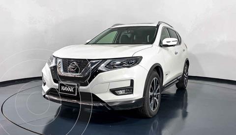 Nissan X-Trail Exclusive 2 Row Hybrid usado (2018) color Blanco precio $447,999