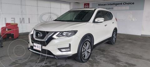 Nissan X-Trail Advance 2 Row usado (2018) color Blanco precio $385,000