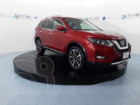 Nissan X-Trail SLX 2.5L Lujo Aut  usado (2019) color Rojo precio $519,000