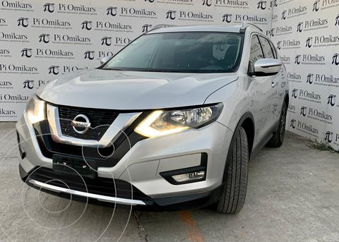 Nissan X-Trail Advance 2 Row usado (2018) color Gris precio $305,000