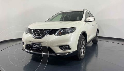 Nissan X-Trail Advance 2 Row usado (2018) color Blanco precio $274,999
