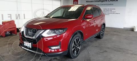 Nissan X-Trail SLX 2.5L Lujo Aut  usado (2019) color Rojo precio $470,000