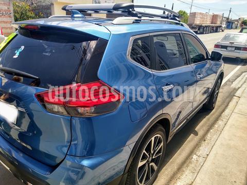 Nissan X-Trail Exclusive usado (2019) color Azul precio $420,000