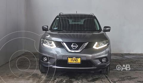 Nissan X-Trail Exclusive 2 Row usado (2016) color Gris precio $350,000