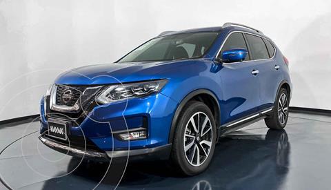 Nissan X-Trail Advance 2 Row usado (2018) color Azul precio $437,999