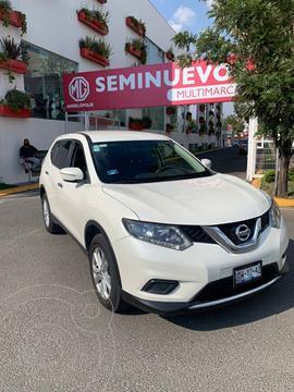 Nissan X-Trail Sense 2 Row usado (2017) color Blanco precio $250,000