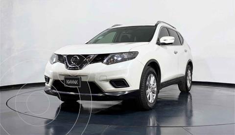 Nissan X-Trail Sense 2 Row usado (2016) color Blanco precio $279,999
