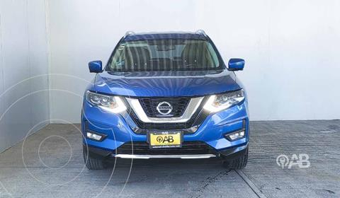 Nissan X-Trail Exclusive 2 Row usado (2018) color Azul precio $360,000