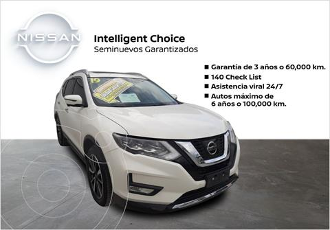 Nissan X-Trail Exclusive 2 Row usado (2019) color Blanco precio $468,000
