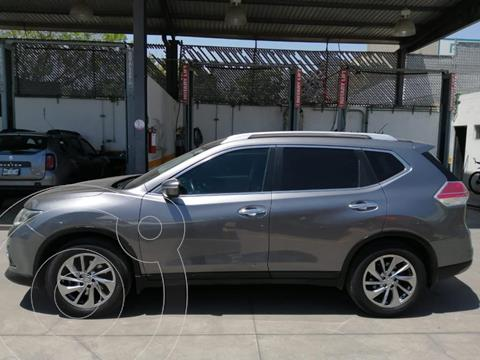 Nissan X-Trail Advance 3 Row usado (2016) color Gris Metalico financiado en mensualidades(enganche $71,880 mensualidades desde $5,599)