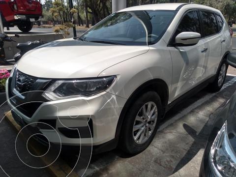 Nissan X-Trail Sense usado (2018) color Blanco precio $295,000