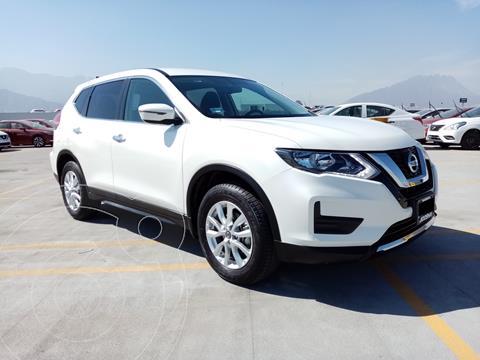 Nissan X-Trail Sense 2 Row usado (2020) color Blanco precio $425,000
