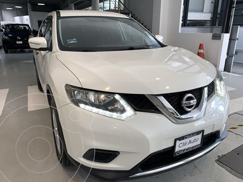 Nissan X-Trail Sense 3 Row usado (2015) color Blanco precio $242,000