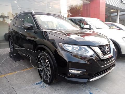 Nissan X-Trail Advance 3 Row usado (2019) color Negro precio $467,500