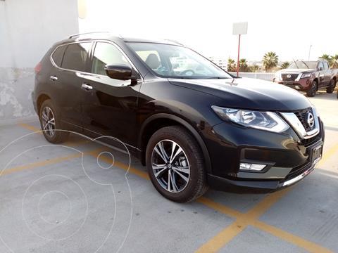 Nissan X-Trail Advance 2 Row usado (2019) color Negro precio $450,800