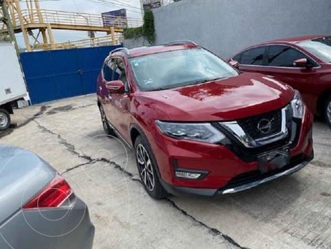Nissan X-Trail Exclusive 2 Row usado (2020) color Rojo precio $480,000