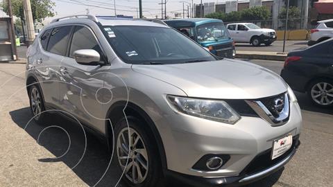 Nissan X-Trail Advance 3 Row usado (2015) color Plata financiado en mensualidades(enganche $54,667 mensualidades desde $6,480)