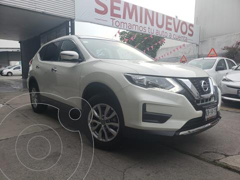 Nissan X-Trail Sense 2 Row usado (2020) color Blanco precio $419,800