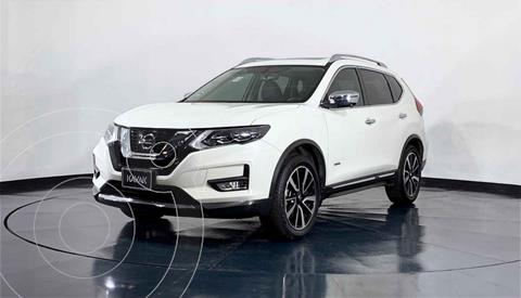 Nissan X-Trail Exclusive 2 Row Hybrid usado (2019) color Blanco precio $529,999