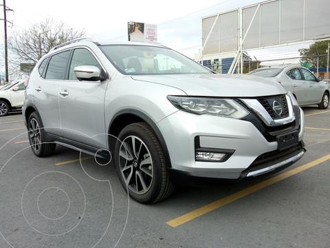 Nissan X-Trail Exclusive 2 Row usado (2020) color Plata Dorado precio $520,000