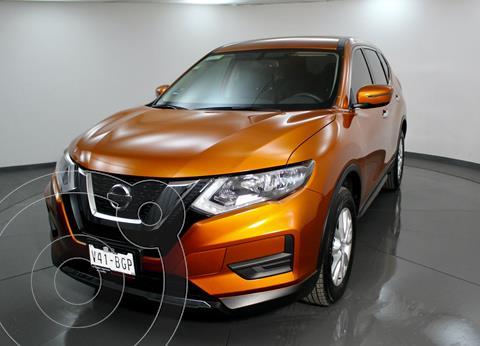 Nissan X-Trail Sense 2 Row usado (2020) color Ocre precio $405,000