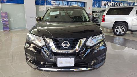 Nissan X-Trail Sense 3 Row usado (2019) color Negro precio $365,000