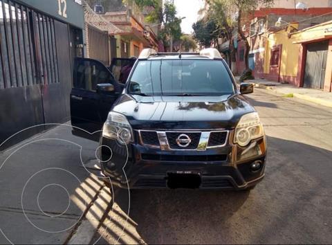 Nissan X-Trail Advance Piel usado (2012) color Negro precio $135,000