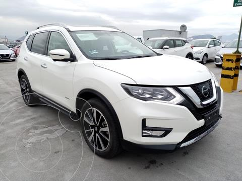 Nissan X-Trail Exclusive 2 Row Hybrid usado (2018) color Blanco precio $476,132