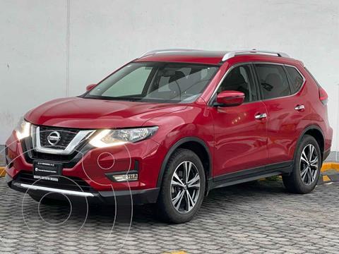 Nissan X-Trail Advance 2 Row usado (2019) color Rojo precio $395,000