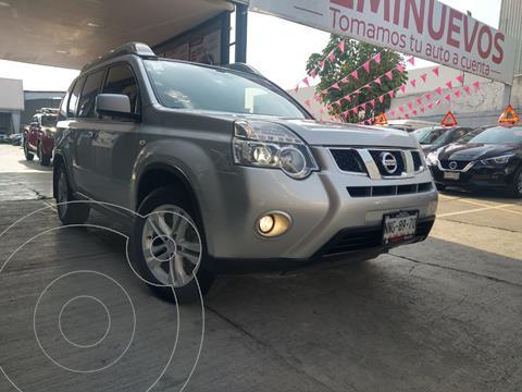Nissan X-Trail Advance  usado (2013) color Plata precio $189,800