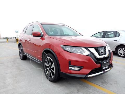 Nissan X-Trail Exclusive 3 Row usado (2020) color Rojo precio $570,000