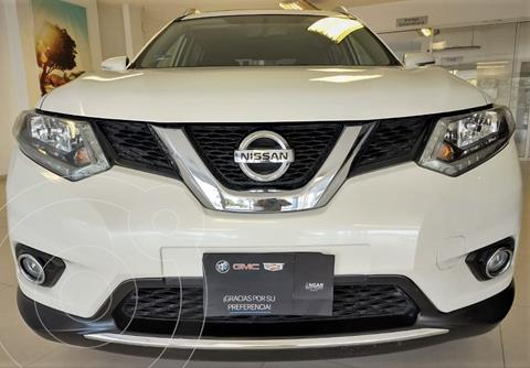 Nissan X-Trail Advance 2 Row usado (2017) color Blanco precio $270,000