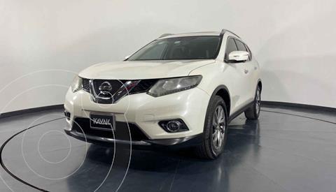 Nissan X-Trail Exclusive 2 Row usado (2015) color Blanco precio $277,999