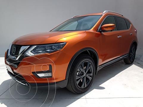 Nissan X-Trail Exclusive 2 Row usado (2020) color Naranja precio $599,000