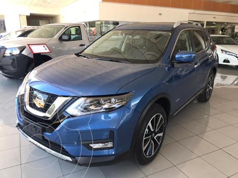 Nissan X-Trail Exclusive 2 Row Hybrid usado (2020) color Azul precio $633,100