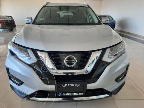 Nissan X-Trail Exclusive 2 Row Hybrid usado (2019) color Plata Dorado precio $484,547