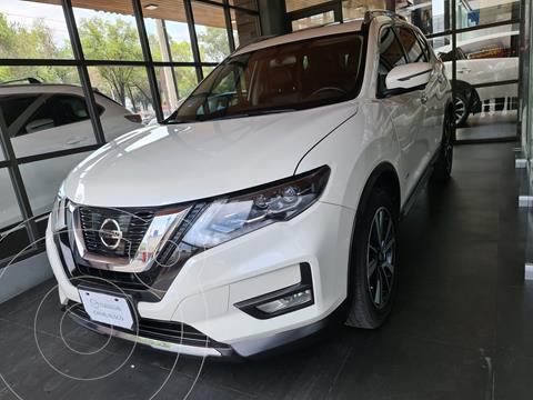Nissan X-Trail Exclusive 2 Row Hybrid usado (2019) color Blanco Perla precio $455,000
