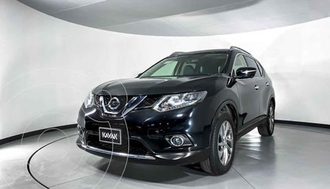 Nissan X-Trail Advance 2 Row usado (2018) color Negro precio $304,999