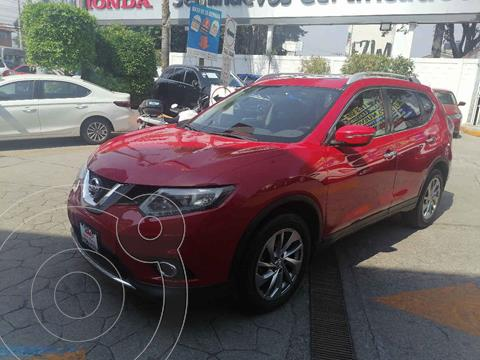 Nissan X-Trail Advance 2 Row usado (2016) color Rojo precio $246,000