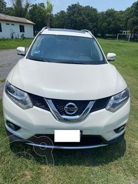 Nissan X-Trail Exclusive 2 Row usado (2015) color Blanco precio $250,000