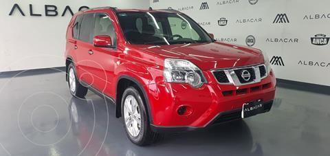 Nissan X-Trail Sense usado (2014) color Rojo precio $189,900